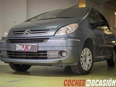 usado Citroën Xsara Picasso 2.0 HDI Exclusive 5p.