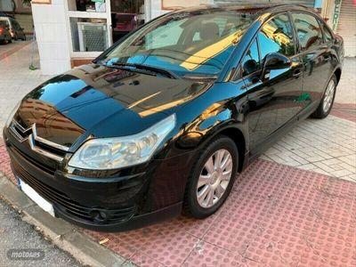 usado Citroën C4 Sedan HDi 110cv FP Collection