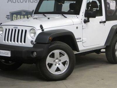 gebraucht Jeep Wrangler 2.8 CRD Sport Auto