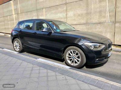 used BMW 116 d 5p. Diesel Efficient Dynamics, PDC, BLUETOOTH