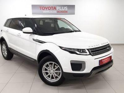 brugt Land Rover Range Rover evoque 2.0eD4 SE Dynamic 2WD 150