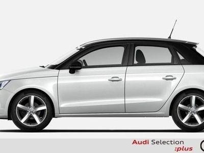 usado Audi A1 Sportback Adrenalin 1.0 TFSI 70 kW (95 CV) S tronic Gasolina Blanco matriculado el 12/2016