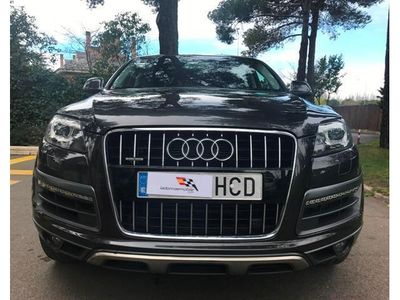 usado Audi Q7 4.2 TDI Quattro Tiptronic DPF Ambiente 7p