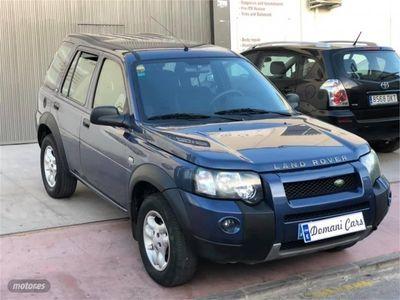 usado Land Rover Freelander 2.0TD4 E