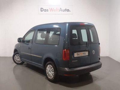 usado VW Caddy Profesional Kombi 2.0 TDI BMT 75 kW (102 CV)