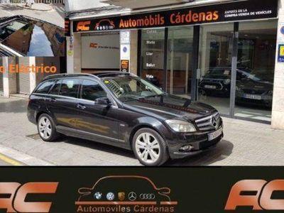 usado Mercedes 250 C Estate CDI BE Avantgarde Aut.