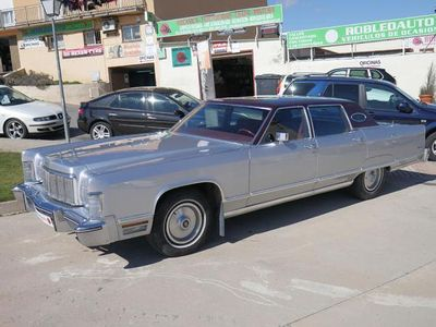 usado Ford Lincoln Continental