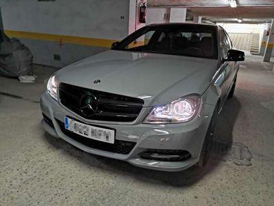 usado Mercedes C220 Coupé CDI BE Sport Edition