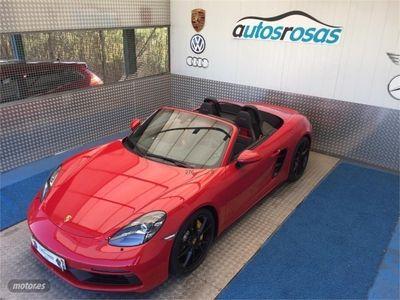 usado Porsche 718 Boxster GTS