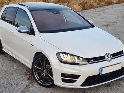 usado VW Golf R 2.0 TSI 300cv BMT 4Motion DSG