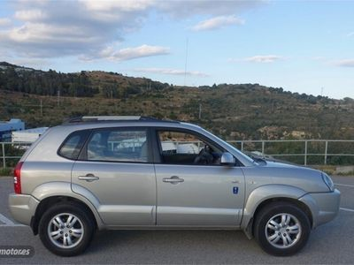 gebraucht Hyundai Tucson 2.0 CDRi VGT Style