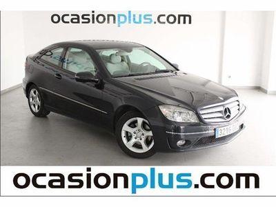 usado Mercedes CLC180 CLK 143CV