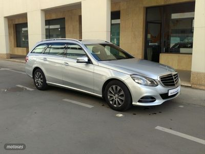 usado Mercedes E220 Clase ECDI Estate