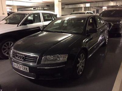 gebraucht Audi A8 4.0TDI quattro Tiptronic**NAVEGACIÓN**PIEL**XENÓN*