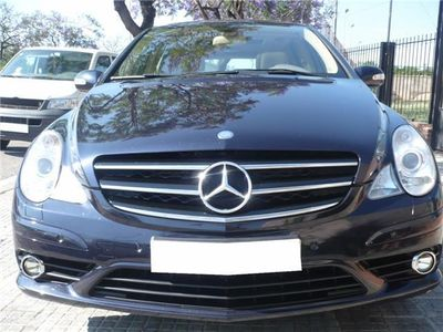 usado Mercedes R350 350CDI L BT 4M Grand Edition