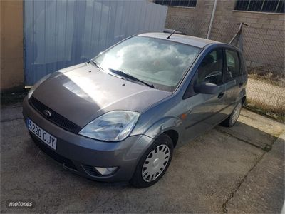 brugt Ford Fiesta 1.4 TREND
