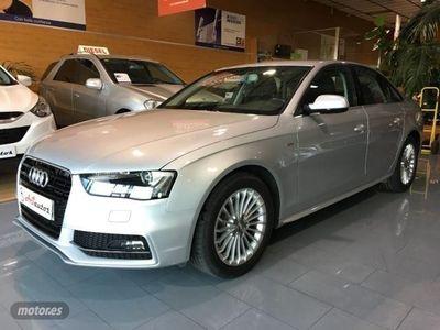 usado Audi A4 2.0 TDI 150 CV MULTITRONIC