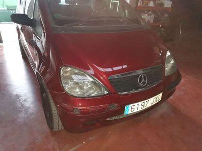 usado Mercedes A140 Corto