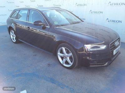 usado Audi A4 Avant 2.0TDI Clean S line Mult. 150