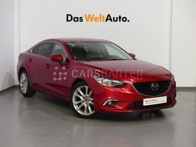 usado Mazda 6 2.2DE Luxury Aut. 175