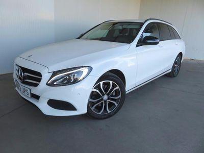 used Mercedes C220 Estate d 7G Plus