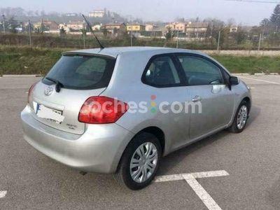 usado Toyota Auris 1.4d-4d Luna 90 cv en Barcelona