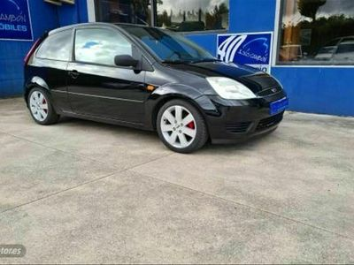 usado Ford Fiesta 1.6 Trend Coupe