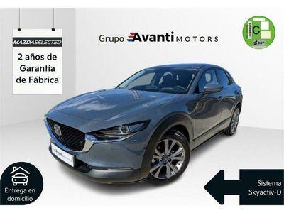 usado Mazda CX-30 SKYACTIV-D 1.8 85 kW 2WD Zenith