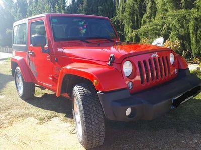 usado Jeep Wrangler 2.8CRD Sport