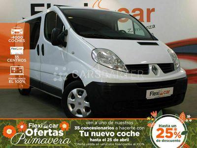 usado Renault Trafic Furgón 27 L1H1 dCi 115 E5 4p