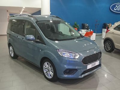 used Ford Tourneo Courier 1.0 ECOBOOST 100cv TREND+