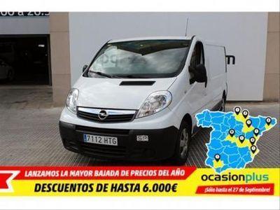 usado Opel Vivaro