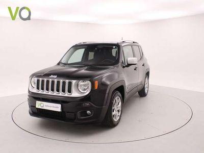 usado Jeep Renegade LIMITED 1.6 MJET 120 CV FWD E6 5P