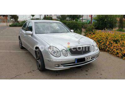 usado Mercedes E280 Clase EAvantgarde 7g 190 cv en Jaen