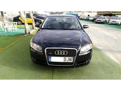 usado Audi A4 3.0TDI quattro DPF