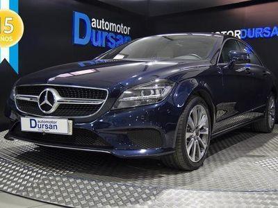 usado Mercedes CLS250 CLSAut.