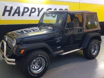 usado Jeep Wrangler 4.0 Techo Duro Auto