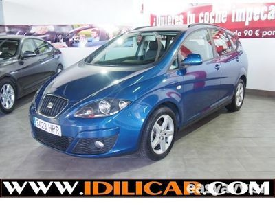 brugt Seat Altea XL 1.6 tdi cr dpf reference diesel