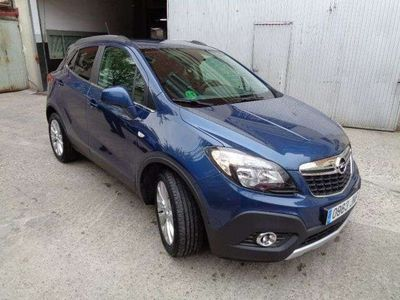usado Opel Mokka X 1.6CDTi S&S Excellence 4x2 Aut.