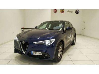 usado Alfa Romeo Stelvio 2.2 DIeSEL 118KW (160CV) RWD EXECUTIVE