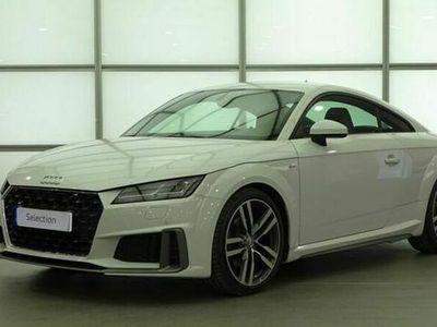 usado Audi TT Coupé 40 TFSI Black line S tronic