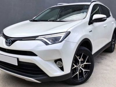 brugt Toyota RAV4 2.5 hybrid AWD Executive