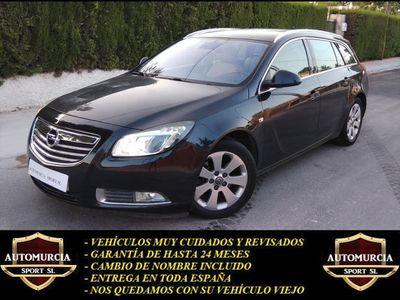 usado Opel Insignia Sports Tourer 2.0CDTI 130CV *GARANTIZADO*