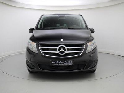 usado Mercedes V220 CDI Largo 7G Tronic