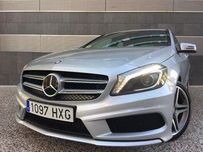 usado Mercedes A200 CDI BE AMG LINE 7G-DCT +NACIONAL+EXTRAS+NAVI