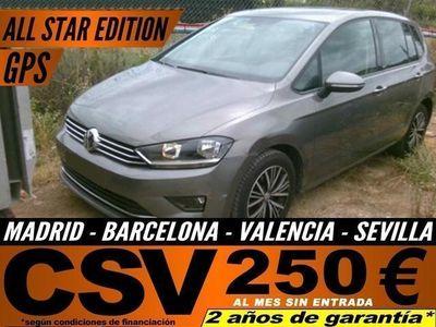 usado VW Golf Sportsvan 1.4 TSI BMT Advance 92 kW (125 CV)