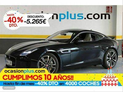 usado Jaguar F-Type 2.0 I4 300PS Coupe Auto