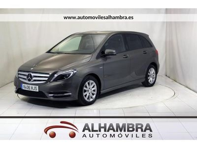 usado Mercedes 180 CDI LUE EFFICIENCY 5P
