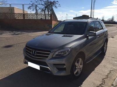 usado Mercedes ML350 350BlueTec 4M 7G Plus