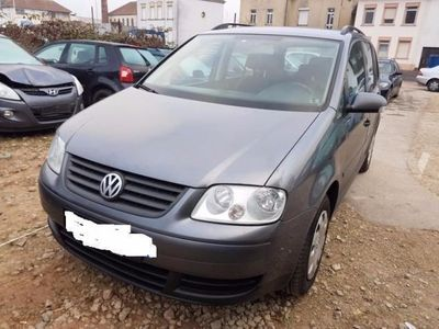usado VW Touran 2.0 TDI HIGHLINE -05